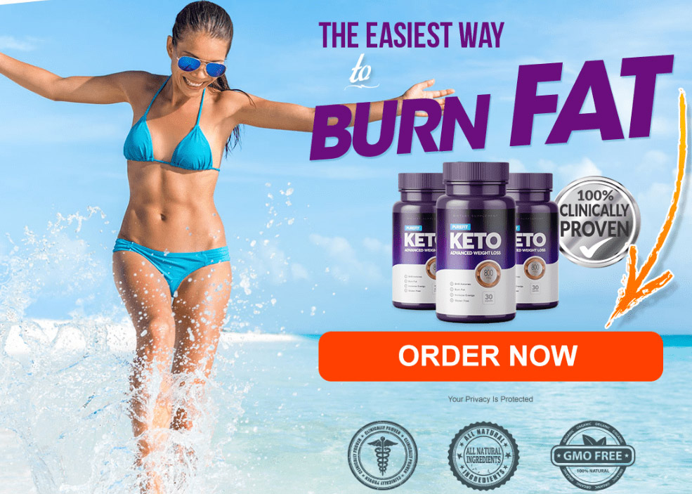 "Get your Purefit Keto Bottles at your doorsteps offer today only at very affordable cost. The easiest way to ""Burn Fat"" and 100% Clinically proven formula. Order Now."