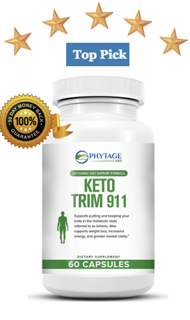 Safely putting your body into a ketosis state with Keto-T911 is one of the healthiest things you can ever do for yourself… Which is why, no matter if you're just a few pounds overweight, or hundreds of pounds overweight… You'll love the way you look and feel with Keto-T911.