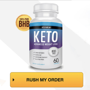 Keto Pure Diet Bottle Order Today
