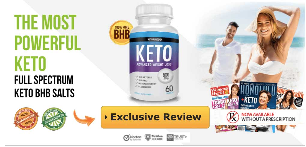 Keto Pure Diet Reviews Does It Really Work Or Scam